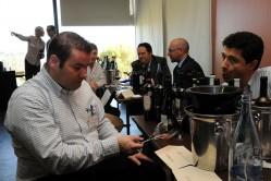 Buyer meets Iberian Cellar