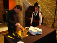 Santiago Rams at Wine Pleasures 2