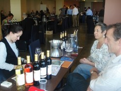 Overland Trade at a Wine Pleasures Workshop