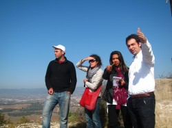 Wine Plesures visits Finca Valldosera 50 Great Cavas