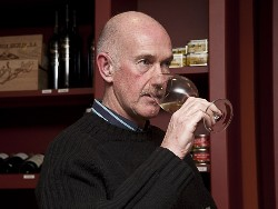 Colin Harkness 50 Great Sparkling Wines of the World judge 2013