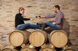Bocchino toast to Wine Pleasures Workshop Buyer meets Italain Cellar