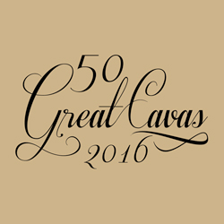 50 Great Cavas 2016