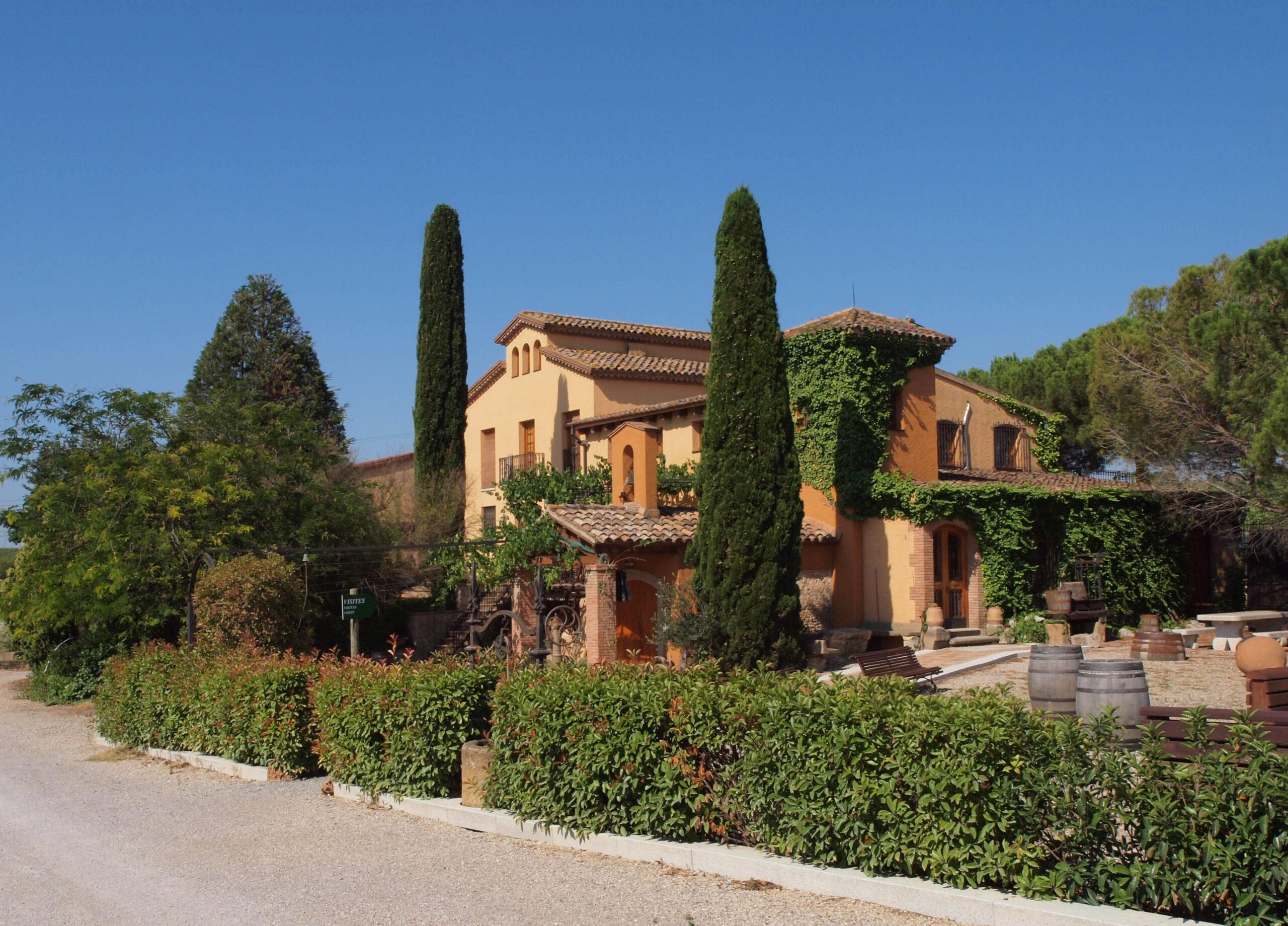 Castellroig Cava & Wine Tourism Penedès (Barcelona)
