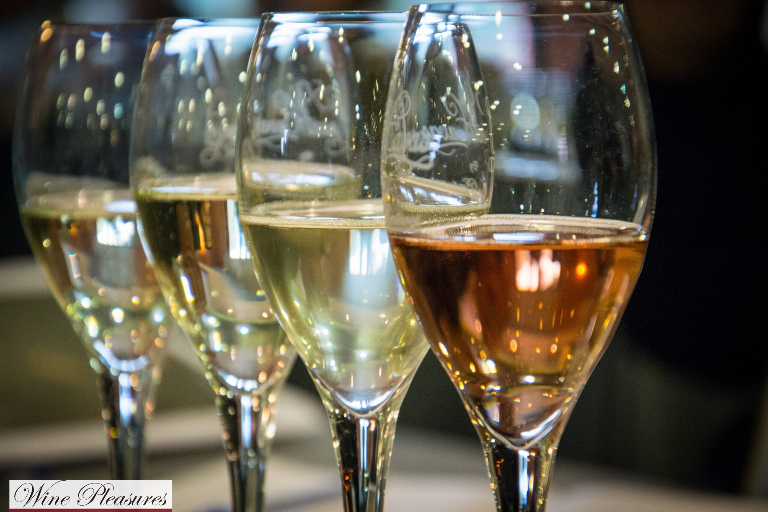 Wine Pleasures To Show Award Winning Sparkling Wines in London