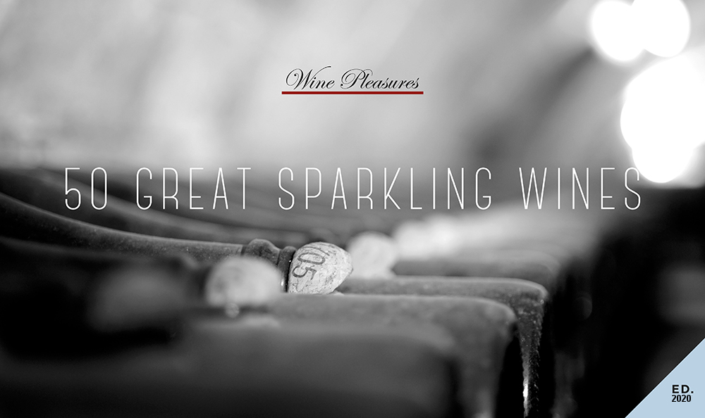 Top 50 Sparkling Wines for 2020